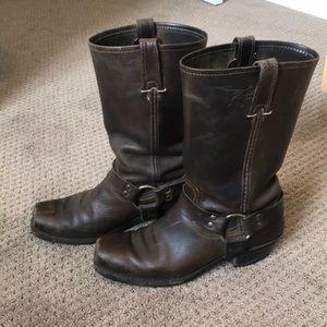 Frye Harness Boots - sz 9.5